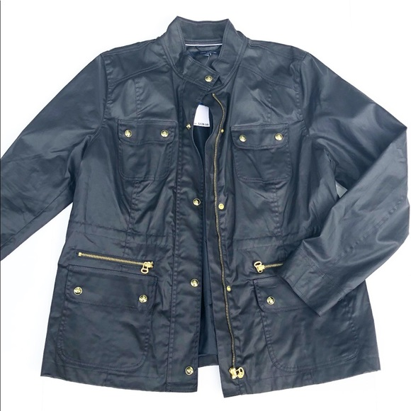 Tommy Hilfiger Jackets & Blazers - Tommy Hilfiger Utility Jacket For Women